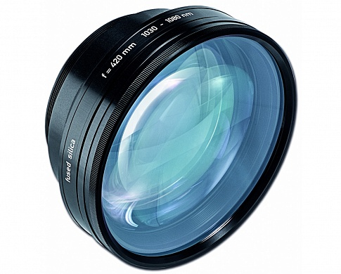 F-Theta-Ronar F-160mm (lens for laser machine)